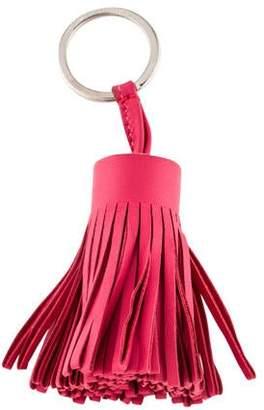 Hermes Carmen Tassel Keychain