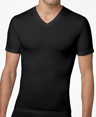 Brooks Brothers Spanx Cotton Compression V-Neck
