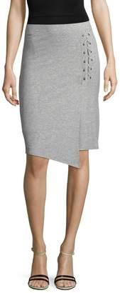 Splendid Lace-Up Skirt