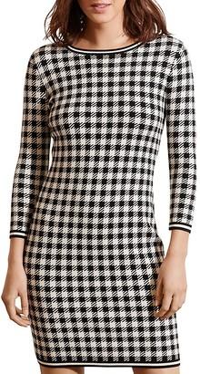 Lauren Ralph Lauren Gingham Dress $149 thestylecure.com