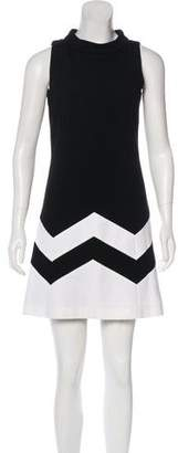 Andrew Gn Sleeveless Mini Dress