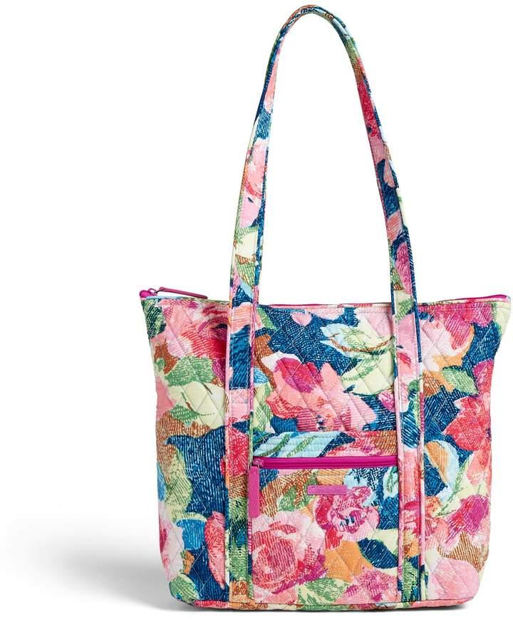 Vera Bradley Villager Shoulder Bag - PAISLEY STRIPES - STYLE