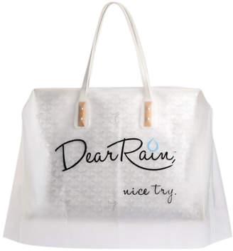 'Dear Rain' Handbag Poncho Bundle