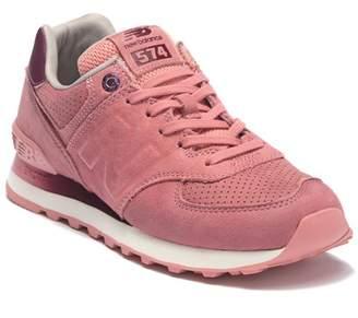 New Balance 574 Suede Sneaker