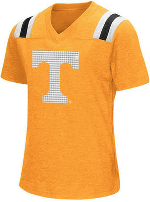 Colosseum Girls' Tennessee Volunteers Rugby T-Shirt