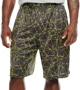 Co THE FOUNDRY SUPPLY The Foundry Big & Tall Supply Active Print Workout Shorts