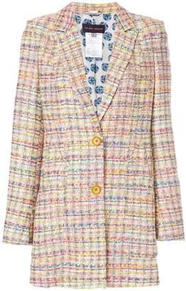 Talbot Runhof Public2 tweed blazer