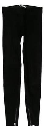 Vince Suede Skinny Pants