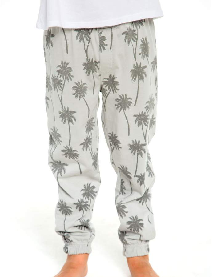 CHASER KIDS - Youth Boy's Palm Trees Sweatpants
