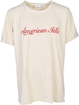 Rhude American Idle T-shirt