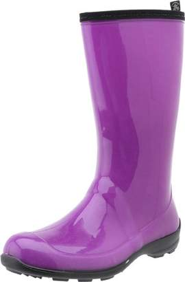 Kamik Women's Heidi Rubber Boots Purple