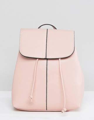 Pieces Clean Backpack With Drawstring