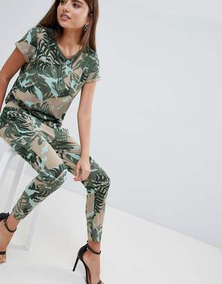G Star G-Star Printed Jumpsuit