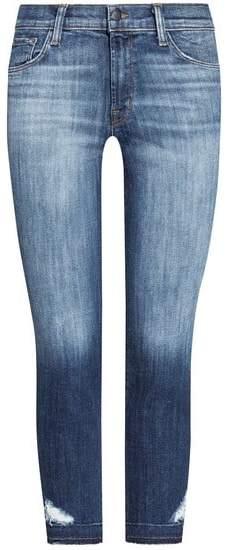 Ruby 7/8-Jeans High Rise Crop | Damen (30)