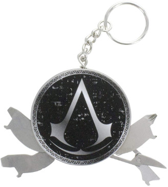 Paladone Assassins Creed Multi Tool Keychain