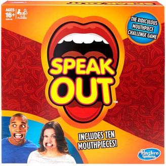 Hasbro Speak Out Game