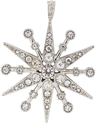 Joanna Buchanan Art Deco Snowflake Decoration