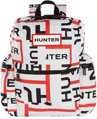 Hunter Exploded Logo Backpack
