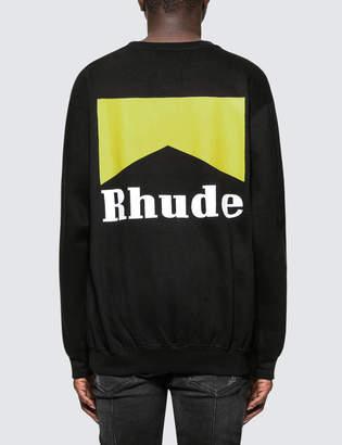Rhude Cigarette Crewneck Sweater