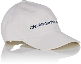 Calvin Klein Men's Logo Cotton Baseball Hat