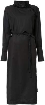 Stella McCartney tasseled coat dress