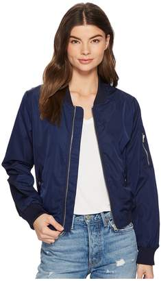 BB Dakota Cayleigh Light Bomber Jacket Women's Coat