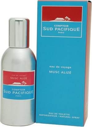 Comptoir Sud Pacifique Musc Alize Perfume by for Women. Eau De Toilette Spray 3.3 Oz / 100 Ml.