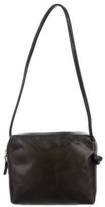 Bottega Veneta Vintage Marco Polo Shoulder Bag