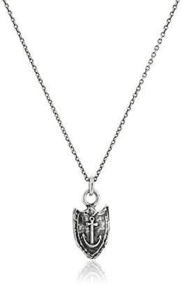 Pyrrha Unisex Unshakeable Sterling Petite Talisman Pendant Necklace