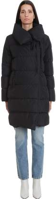 Bacon Big Puffa Clothing In Black Polyester