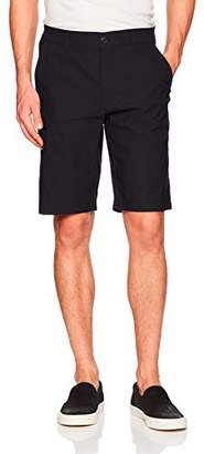 UNIONBAY Men's Rainier Lightweight Comfort Travel Tech Chino Shorts