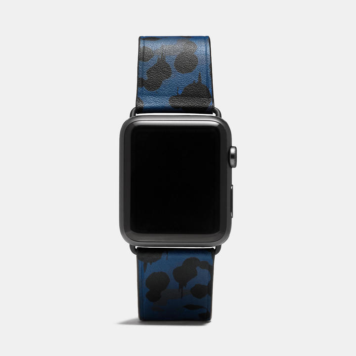 Coach  COACH Coach Apple Watch Strap