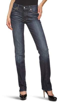 7 For All Mankind HW Straight Women's Jeans