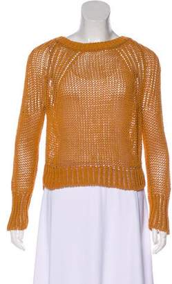 A.L.C. Knit Long Sleeve Sweater