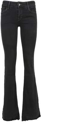 J Brand Love Story Low Rise Flared Jeans