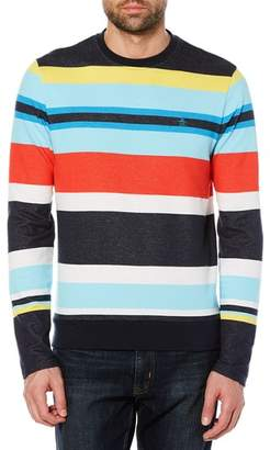 Original Penguin Engineered Stripe T-Shirt