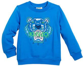 Kenzo Tiger Face Sweatshirt, Sizes 14-16