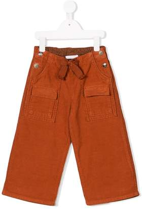 Chloé Kids corduroy trousers