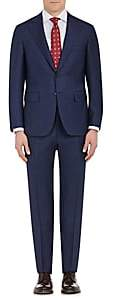 Canali Men's Capri Wool Two-Button Suit - Navy