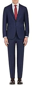 Canali Men's Capri Wool Two-Button Suit-Navy