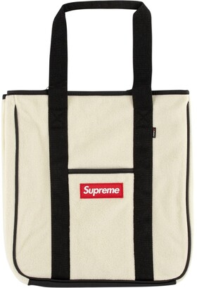 Supreme Polartec tote bag