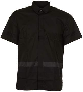 Les Hommes Urban Striped Shirt