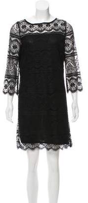 Max Studio Lace Mini Dress