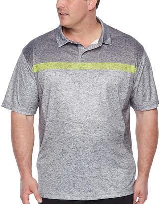 PGA Tour TOUR Easy Care Short Sleeve Polo Shirt Big and Tall