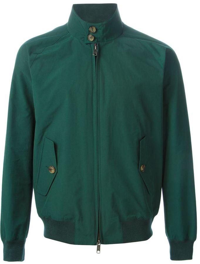 Baracuta bomber jacket