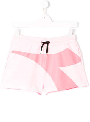 Diadora Junior Teen logo track shorts