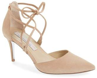 Kristin Cavallari by Chinese Laundry Opel Lace-Up Pointy Toe Pump