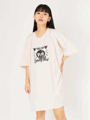 Ank Rouge (アンク ルージュ) - アンク ルージュ パンダロックTシャツ