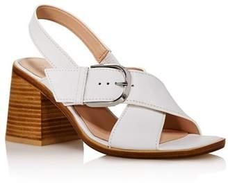 Kate Spade Women's Raleigh Chunky-Heeled Slingback Sandals