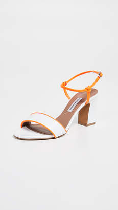 e9d0020716ab Tabitha Simmons Block Heel Women s Sandals - ShopStyle